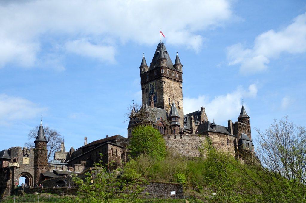 Urlaub am Mittelrhein - Ausflugsziel Burg Cochem