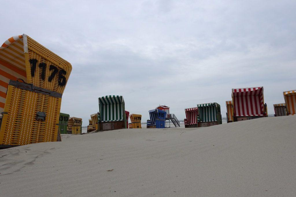 Bio-Hotel Langeoog nur 100 Schritte bis zum Strand