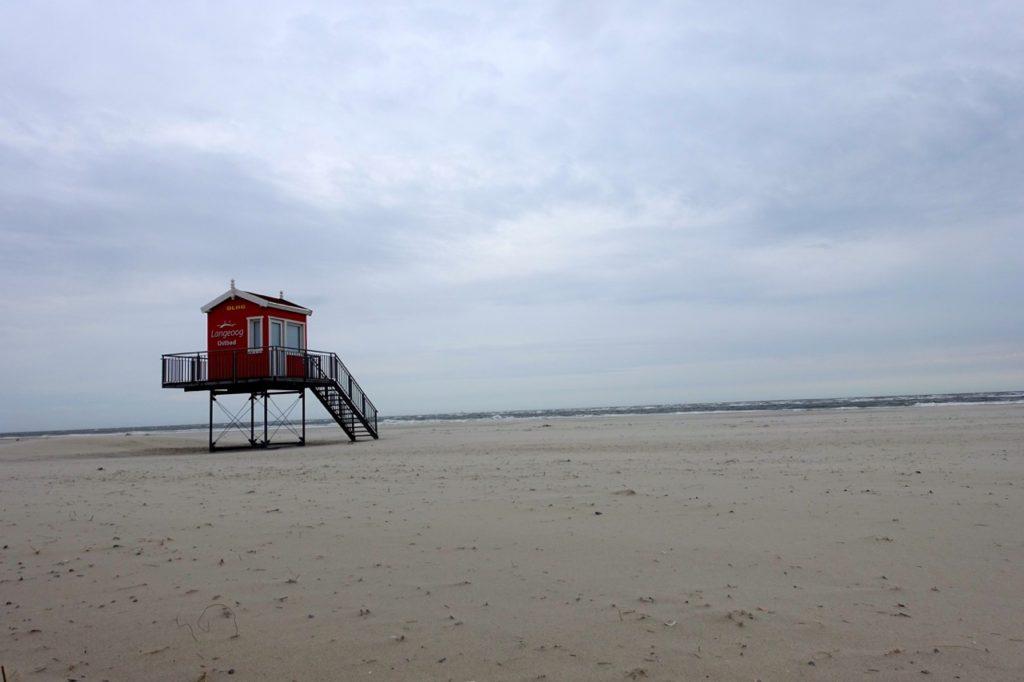 Nordsee Strand Langeoog