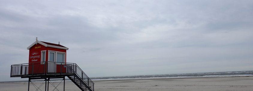 Hotel Strandeck Langeoog - nur wenige Meter bis zum Strand