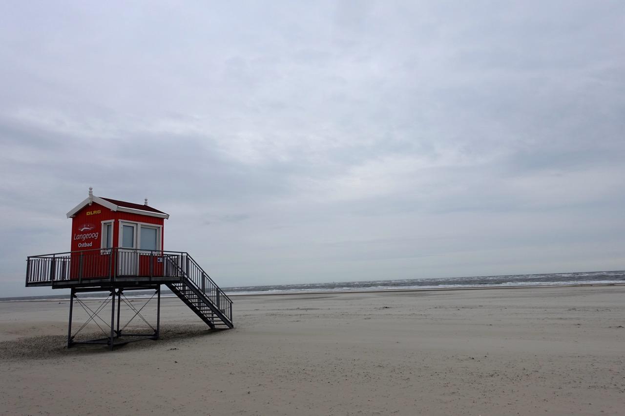 Hotel Strandeck Langeoog – nur wenige Meter bis zum Strand