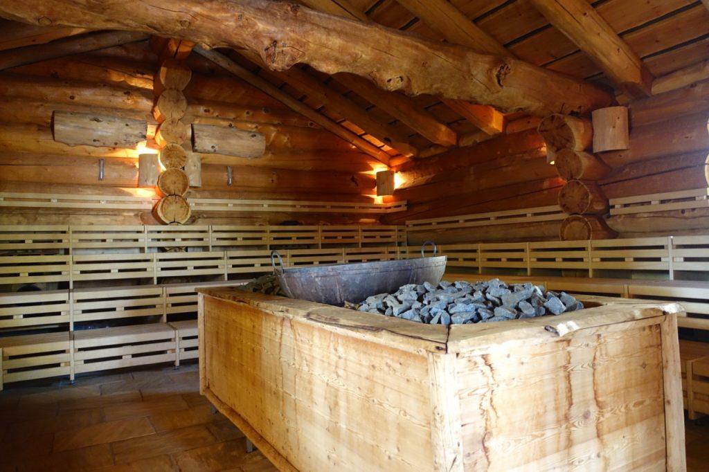 Therme Erding Sauna - Russische Banja
