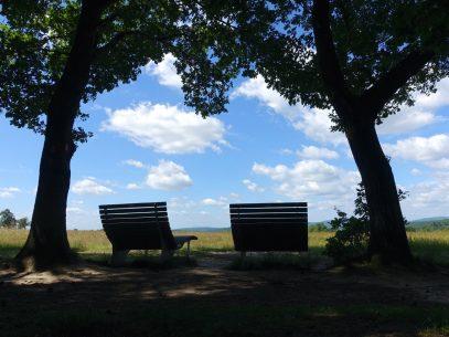 Rheinburgenweg - entspannte Ruhezonen