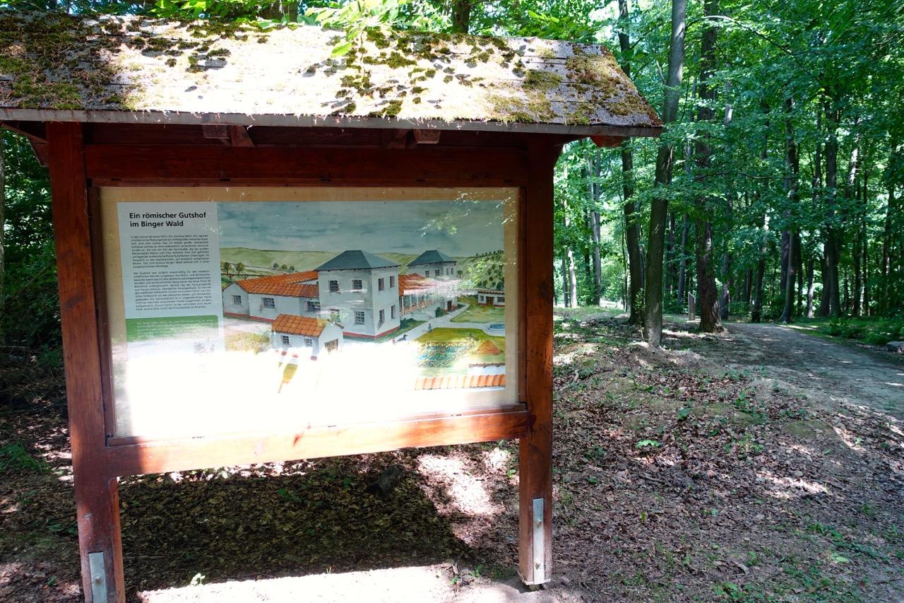 Rheinburgenweg Villa Rustica