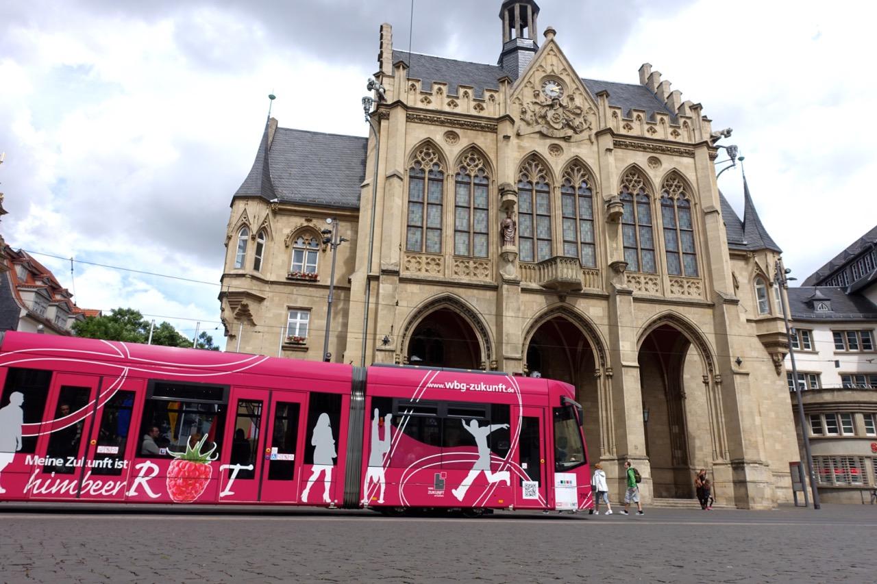 Erfurt Reisebericht