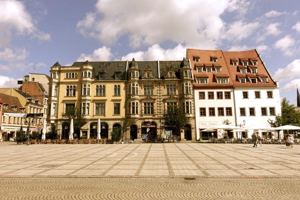 Willkommen in Zwickau
