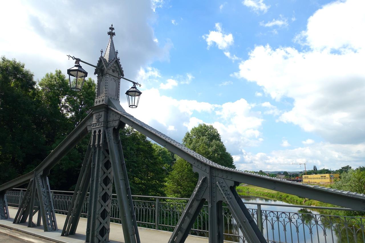 Paradiesbrücke Zwickau