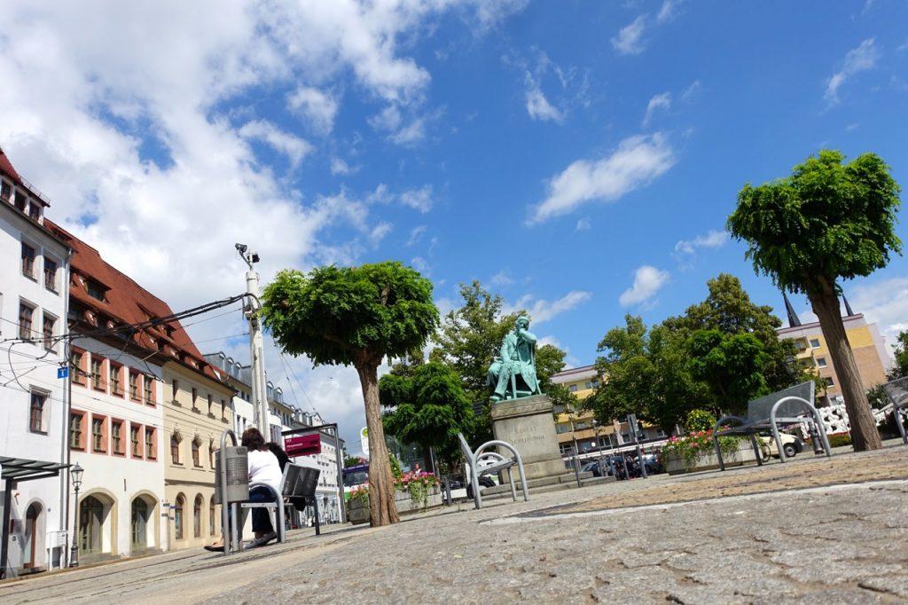 Zwickau Stadterkundung