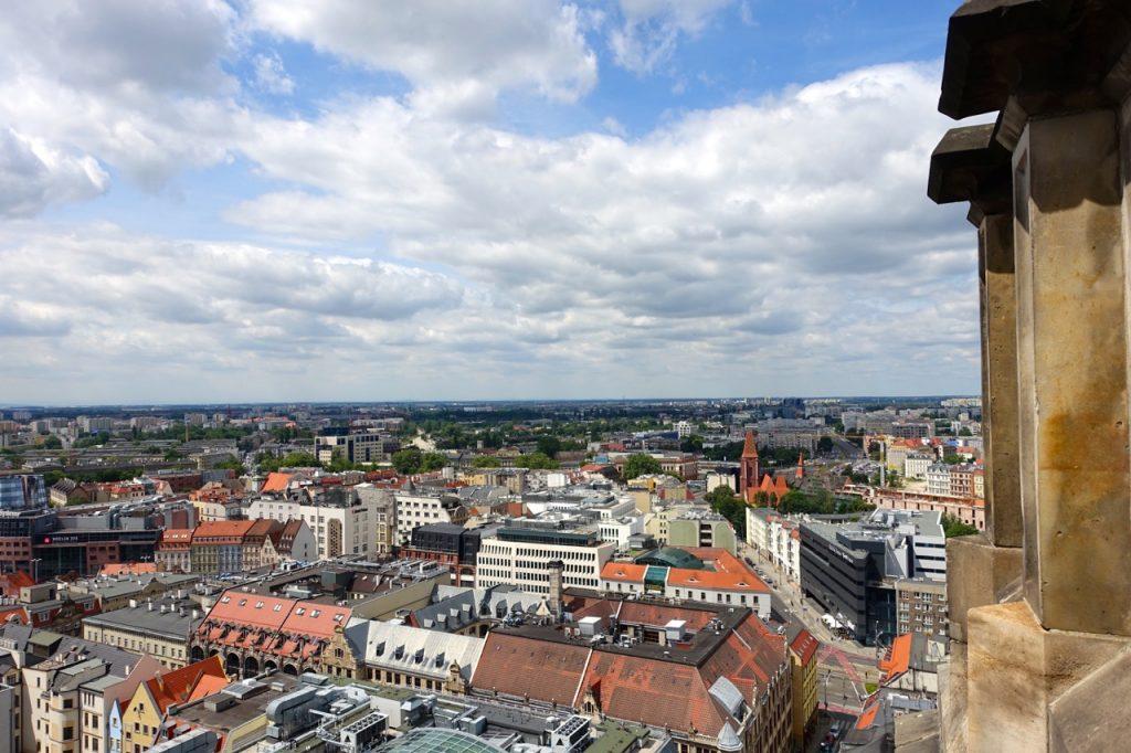 Breslau von oben