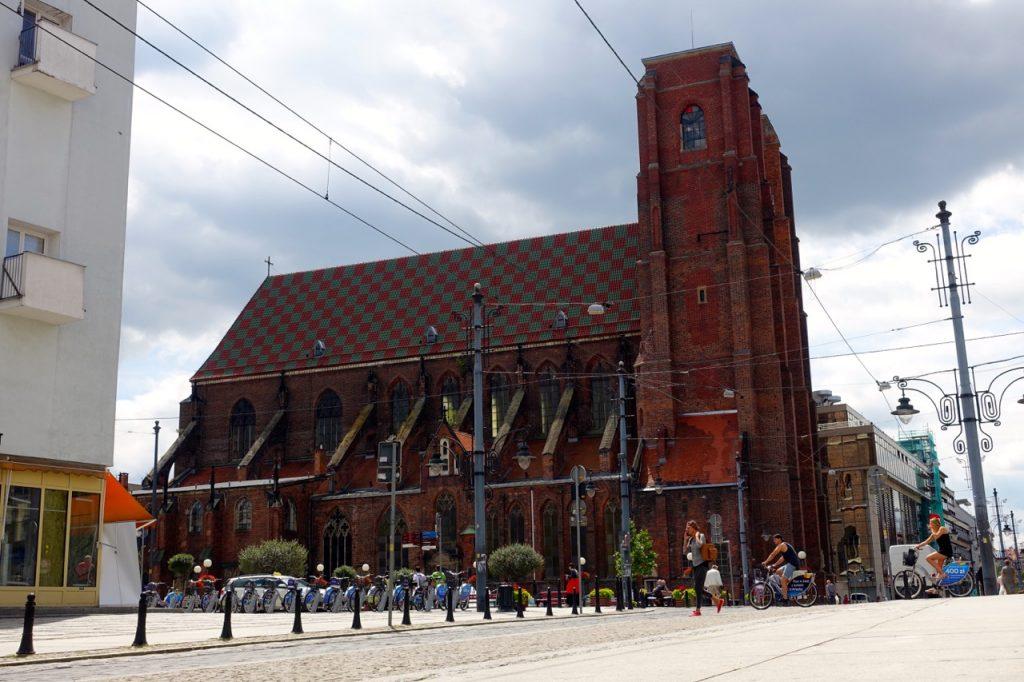 Breslau - noch mehr Kirchen