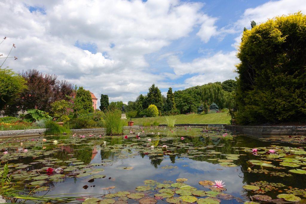 Reisetipp Breslau Botanischer Garten
