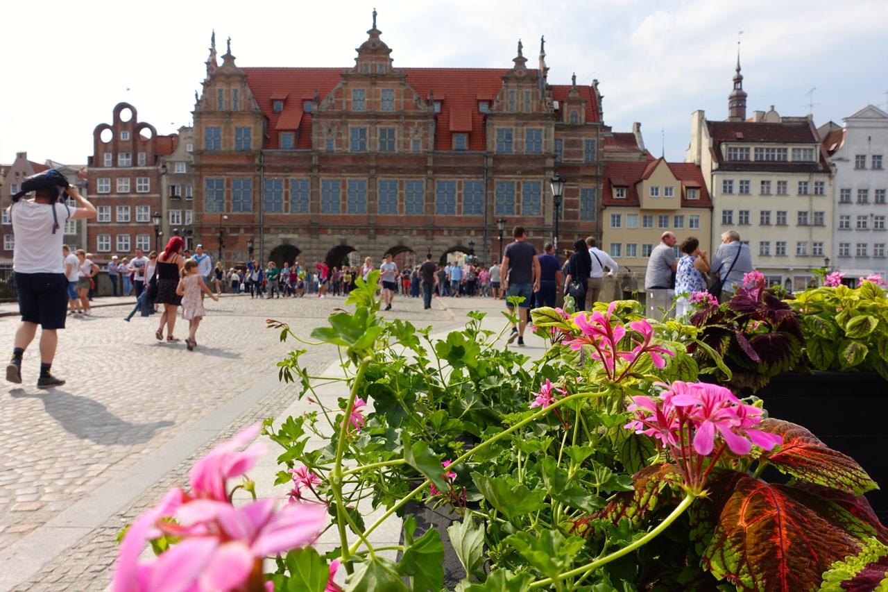 Danzig Altstadt – hier heisst sie Rechtstadt