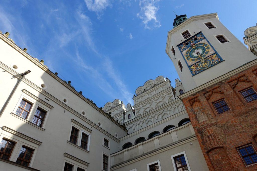 Schloss der Pommerschen Herzoege