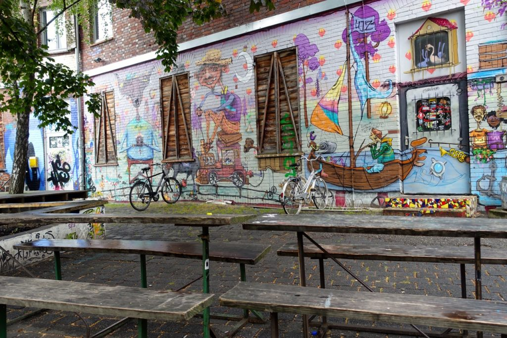 In Linden ist Streetart offiziell erlaubt