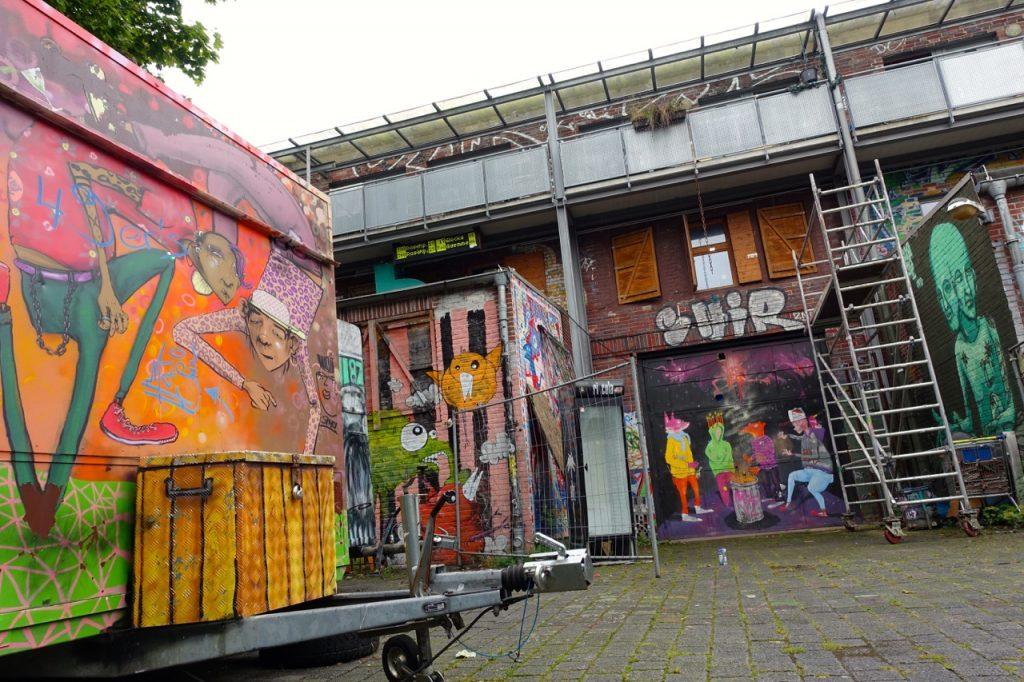 Streetart Kunst Hannover