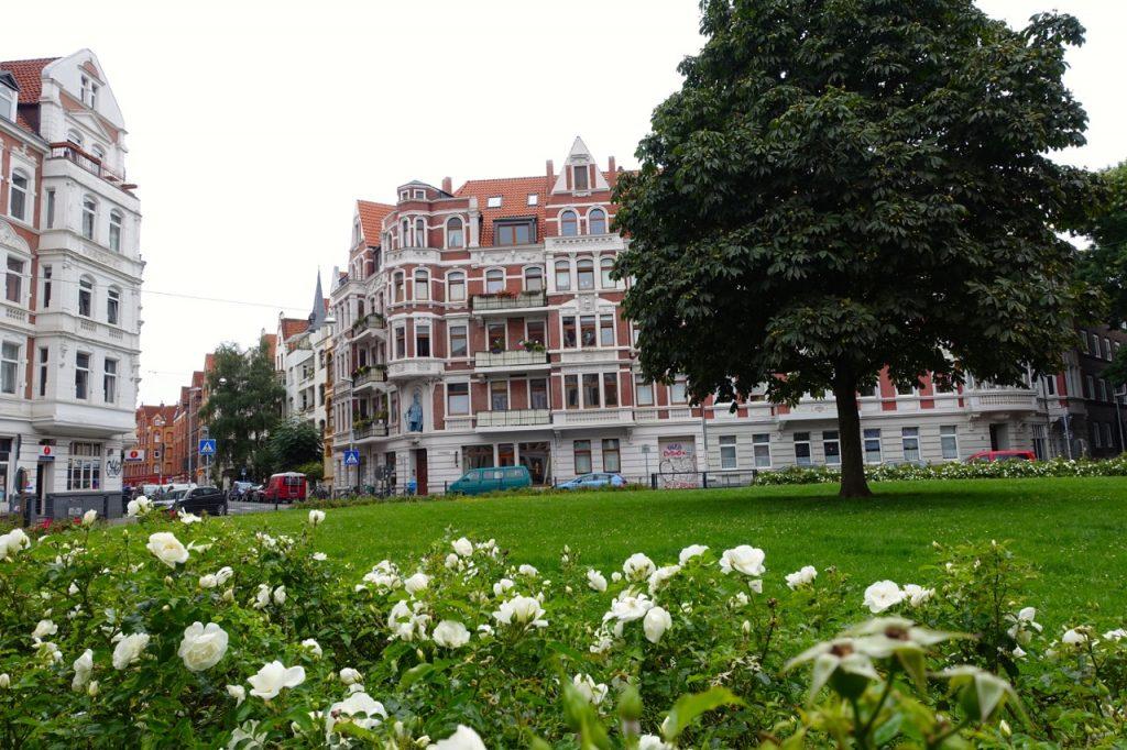 Lichtenbergplatz Hannover Linden