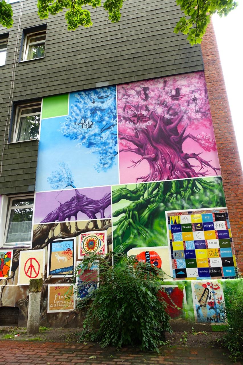 Streetart Hannover Linden