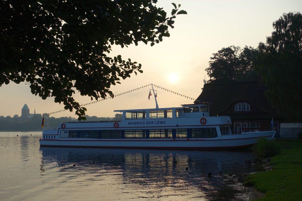 Ratzeburger See Ausflugsschiff