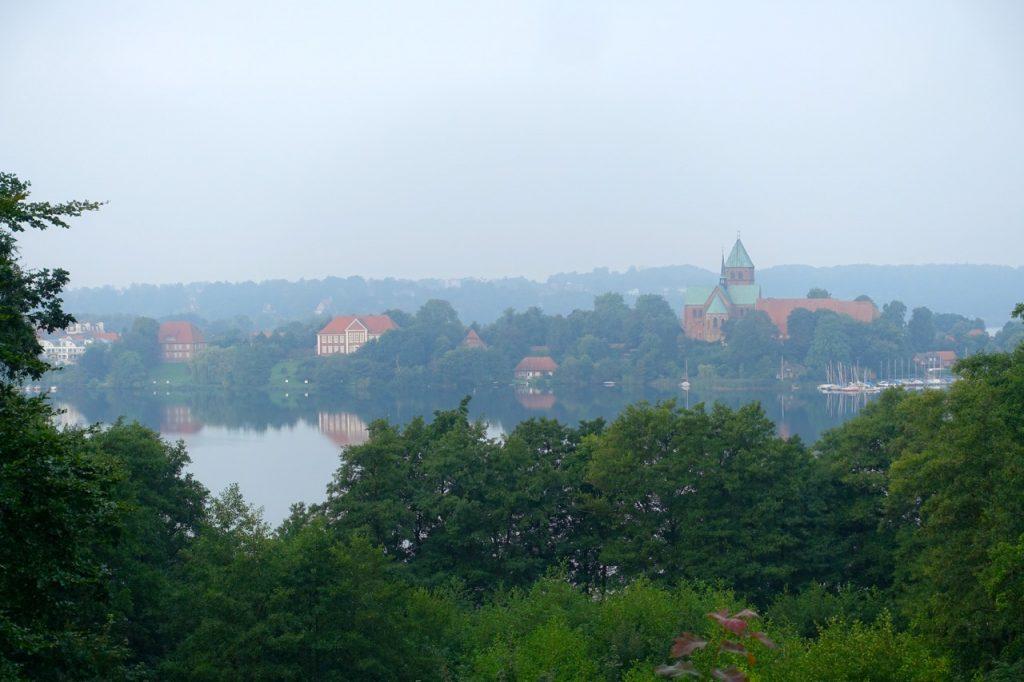 Blick auf Ratzeburg