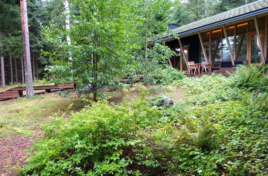 Finnland Ferienhaus mitten im Wald
