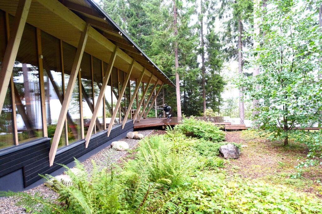 Ferienhaus am Saimaa See