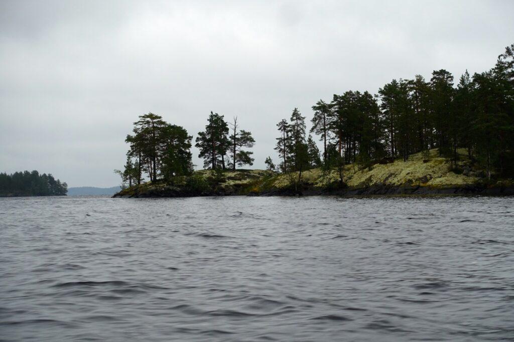 Saimaa See Finnland