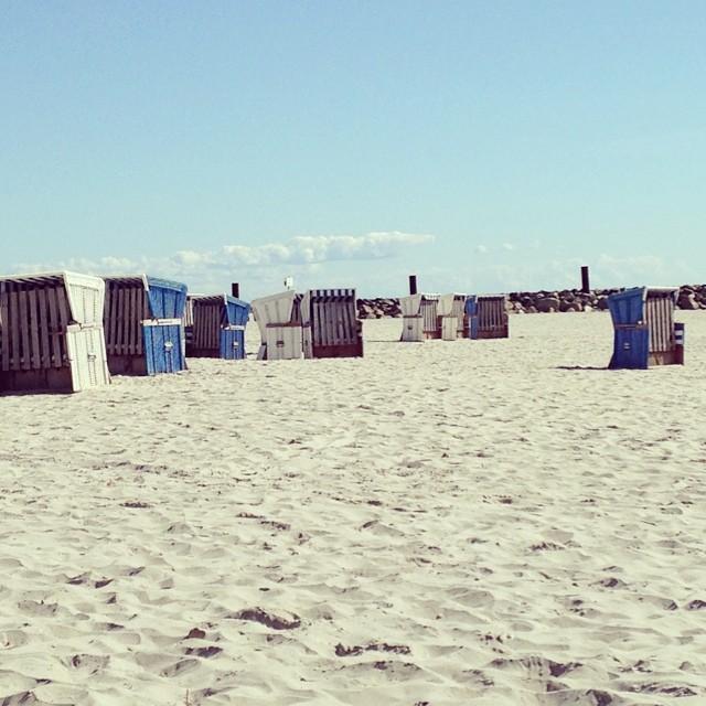 Roadtrip-Erinnerungen: Am Strand von Damp