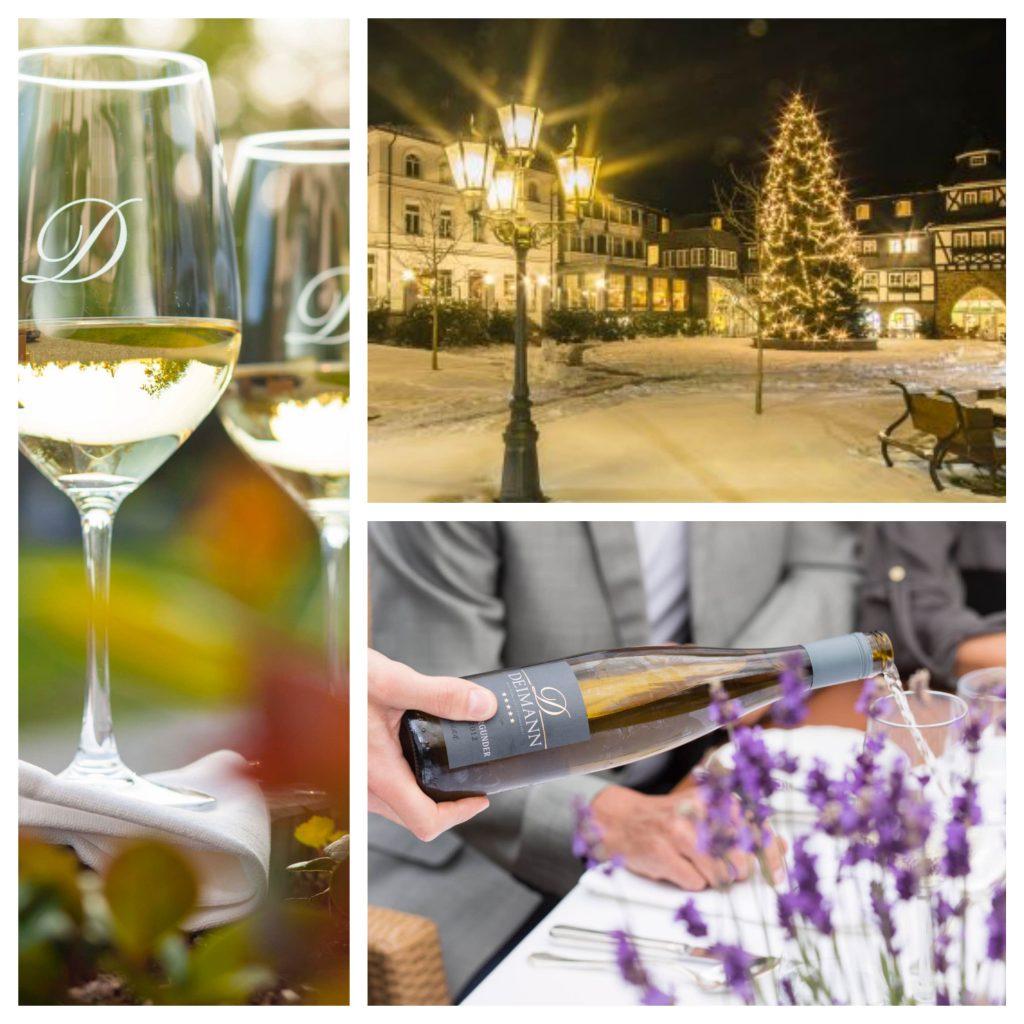 Deimann-Wein aus dem Romantik- und Wellnesshotel Deimann
