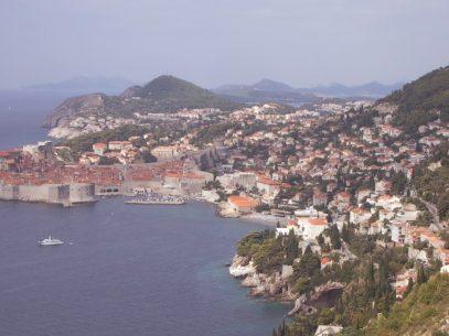 Dubrovnik - ein beliebter Anlegehafen für Kreuzfahrtschiffe