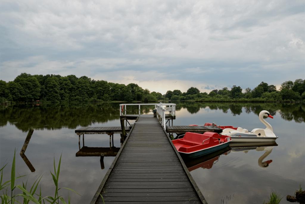 Wandern Einfelder See (Ria on Tour)