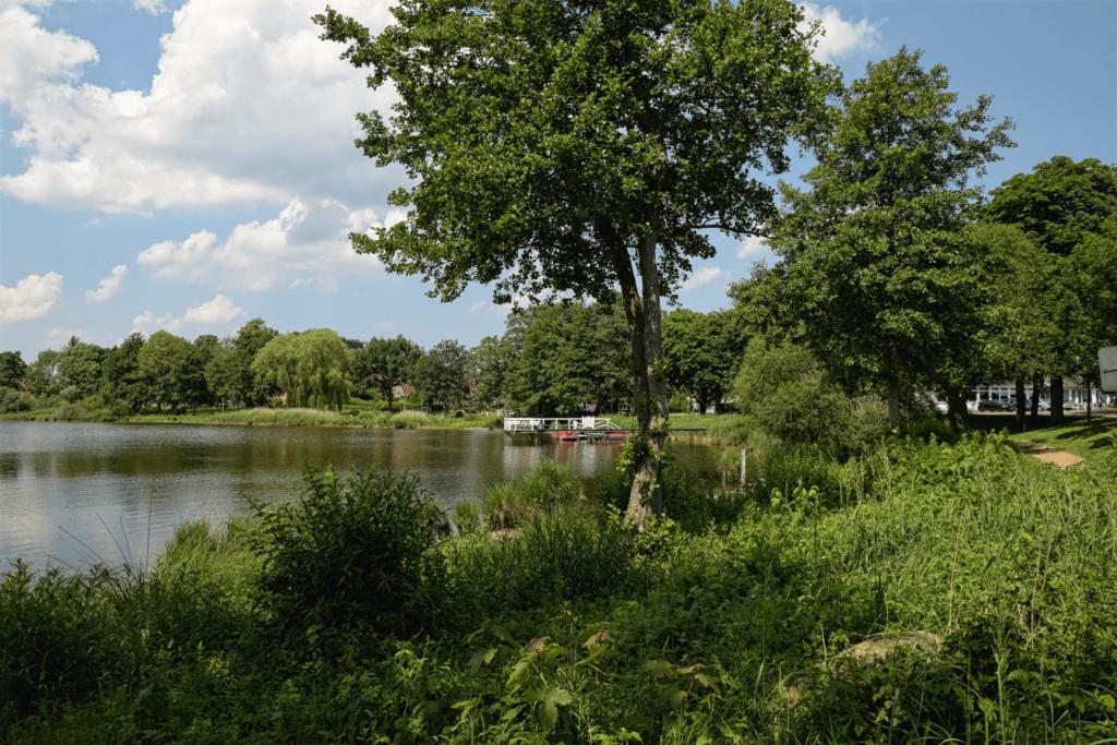 Ausflug rund um Hamburg Einfelder See (Ria on Tour)