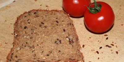 Gesunde Ernährung mit Vollkornprodukten