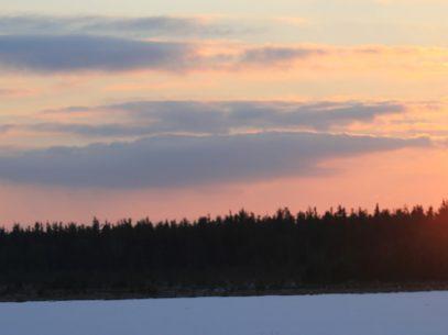 Titelbild für Facebook-Fanpage: Wintersonne (für die richtige Bild-Größe, einfach das Bild anklicken)