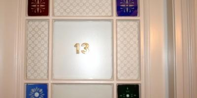 Zimmer Nr. 13 im Landidyll Hotel Brauneberger Hof
