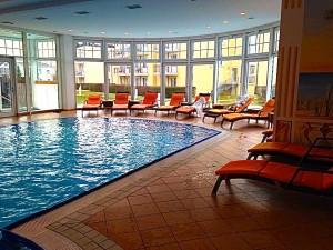 Pool im Kaiser Spa Hotel zur Post