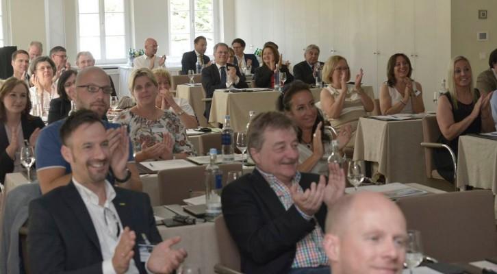 Interessiertes Publikum AHGZ Wellnessgipfel
