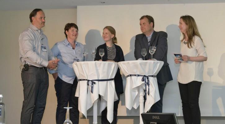 Erwin Rückert, Anja Horn-Rückert, Henrike Färber, Dr. Andreas Färber