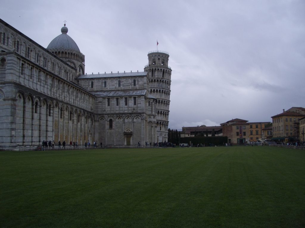 Schiefer Turm Pisa 2005