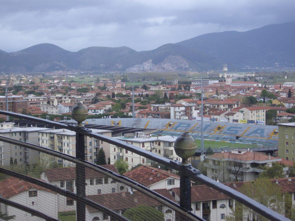 Pisa City Trip 2005
