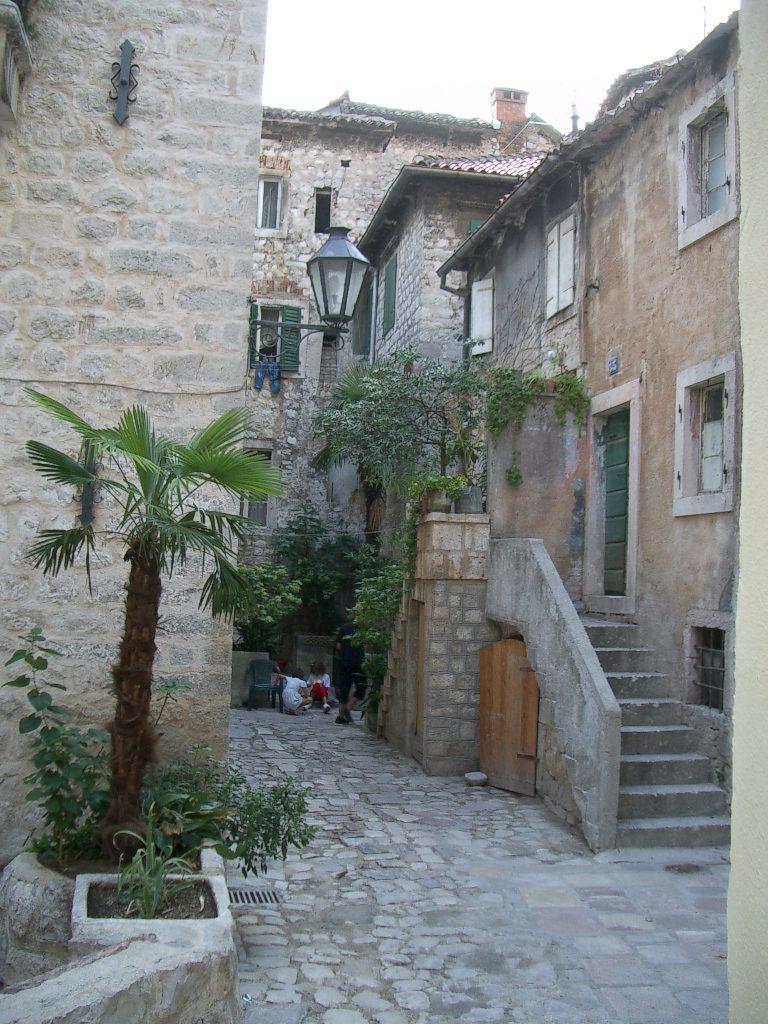 Entdeckungen in Kotor