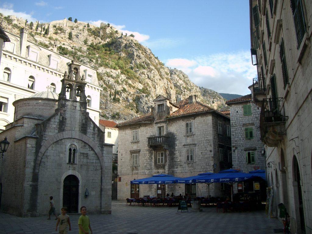 Marktplatz Kotor
