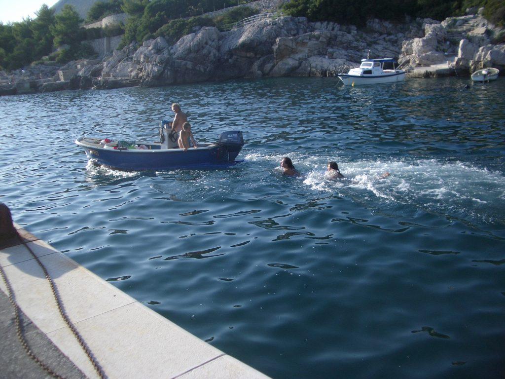 Kroatien-Urlaub 2005