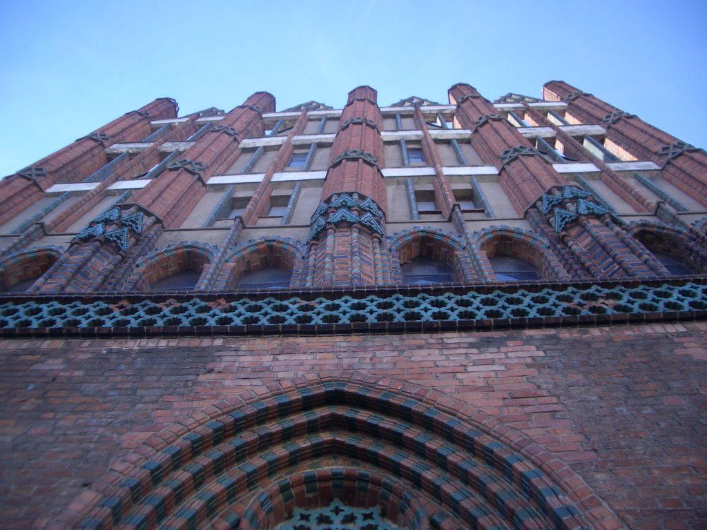 Stettin Reise 2005 - Rote Rathaus