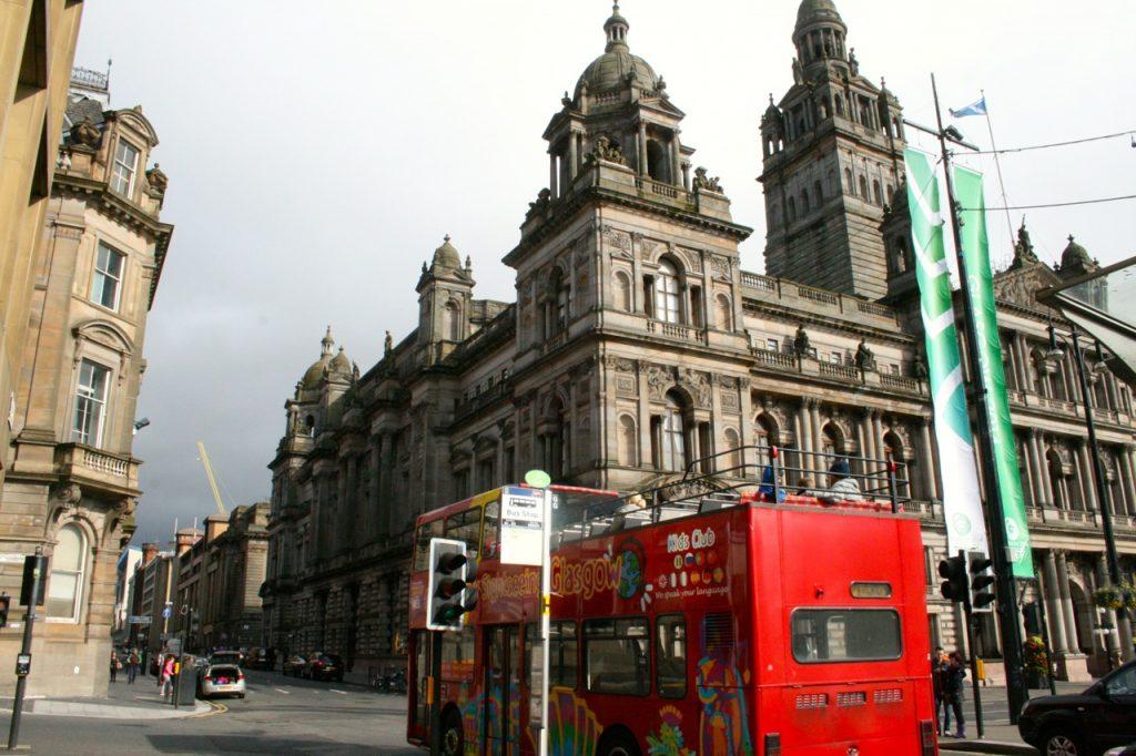 Schottland Trip Glasgow