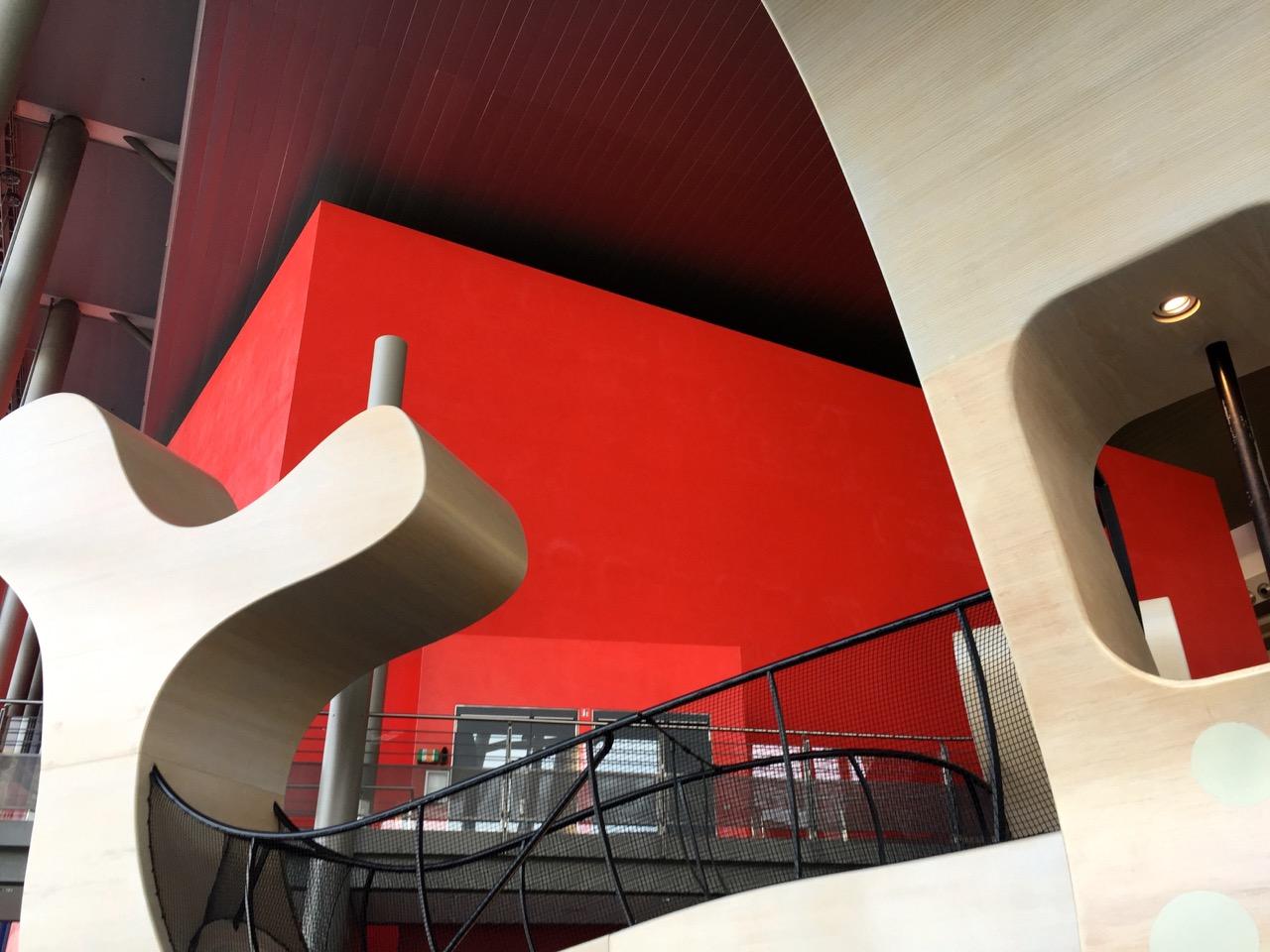 Autowelt Wolfsburg Indoor Kinderspielplatz