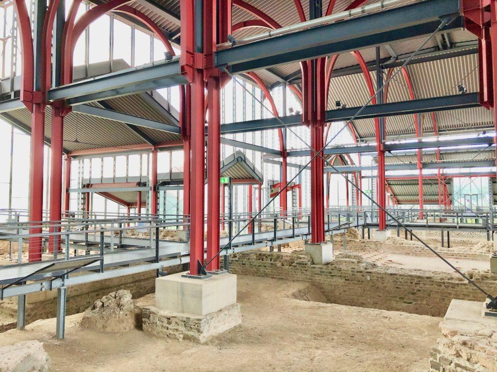 LVR Archäologischer Park Xanten Thermen