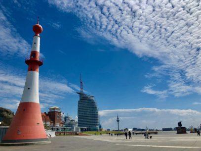 Bremerhaven im Sommer