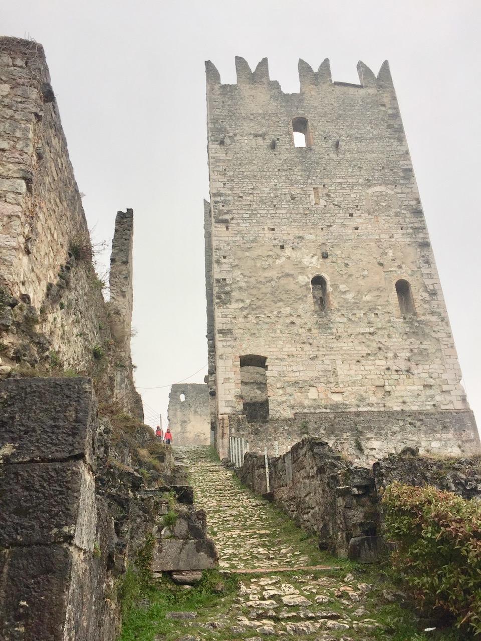 Gardasee Arco Il Castello