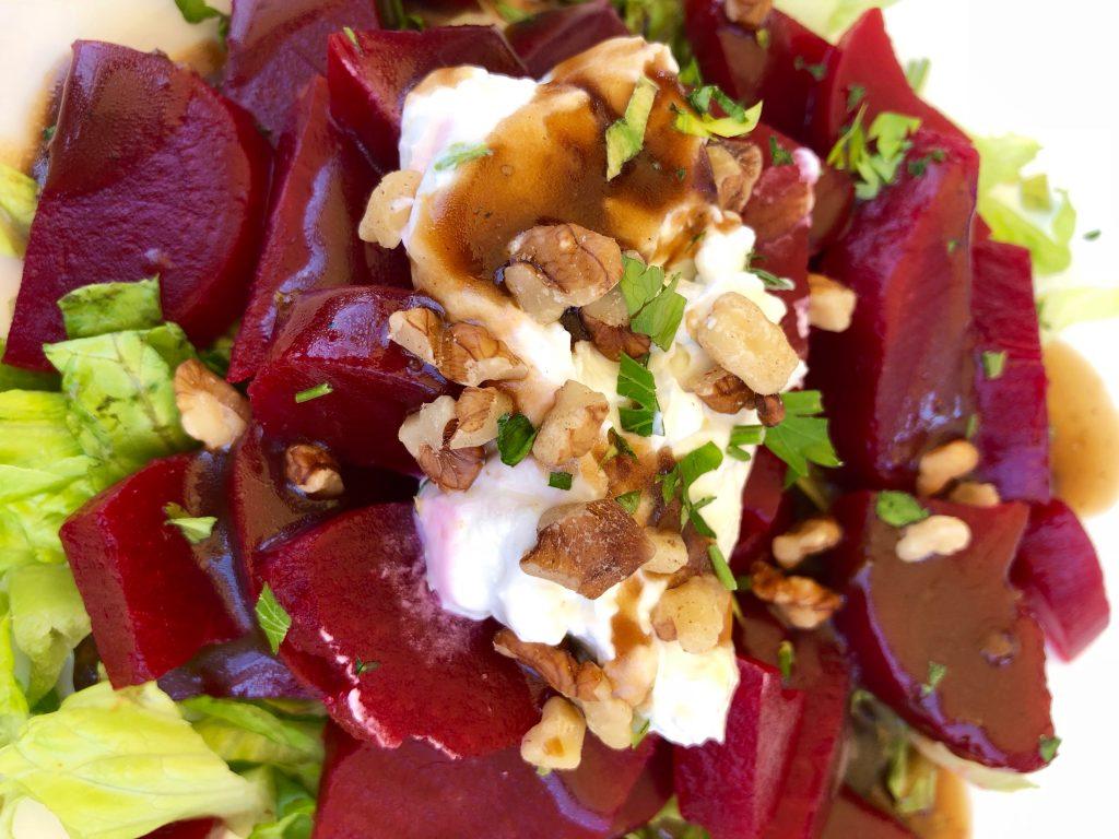 Rote Bete Salat Korfu