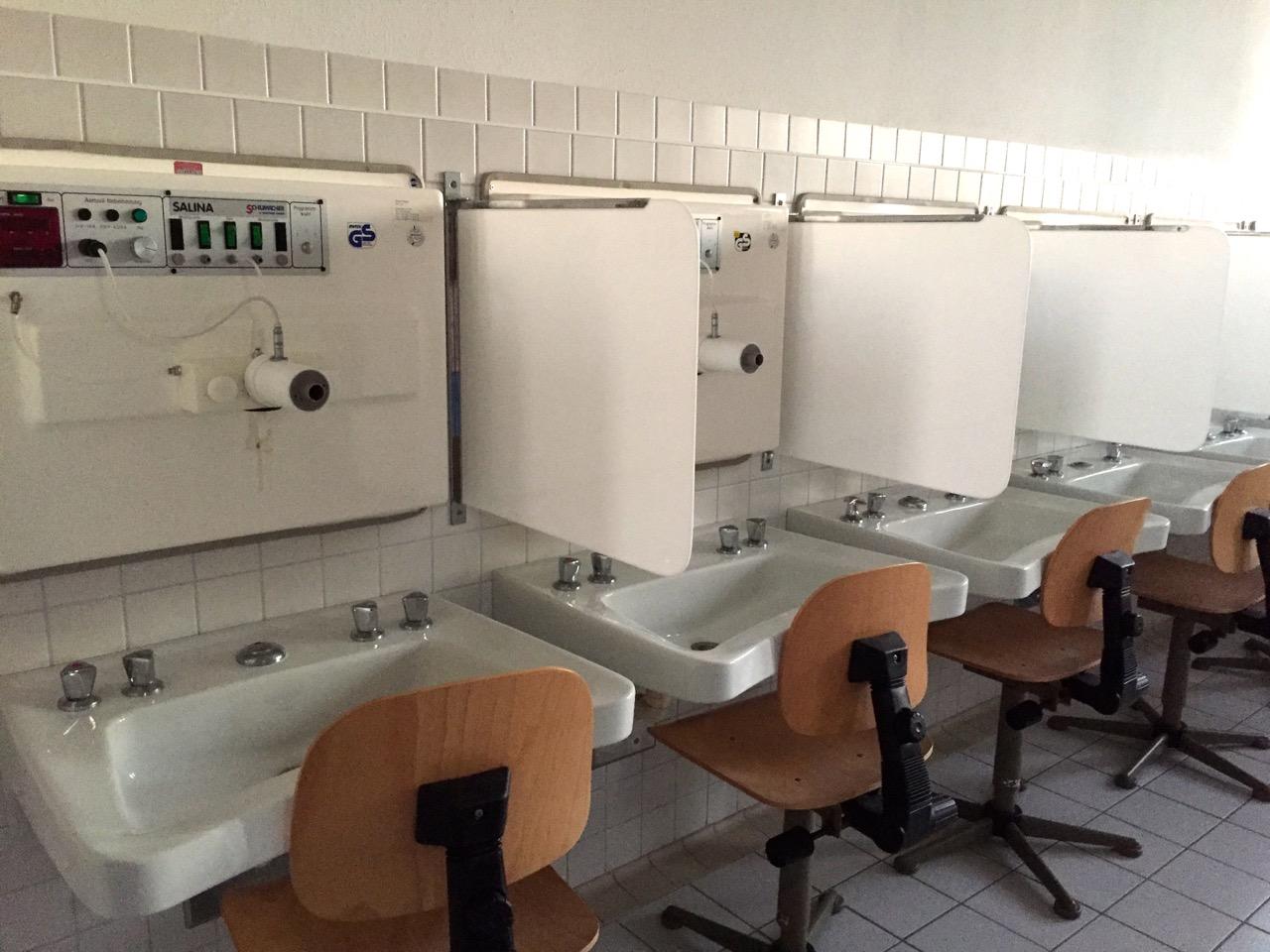 Inhalation Stationen Kur & Wellness Langeoog